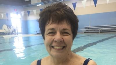 SwimRVA Wellness Community Service Hero